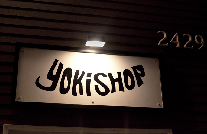 Interview with Yokishop